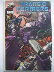 Transformers More Than Meets The Eye Guidebook #5 2003